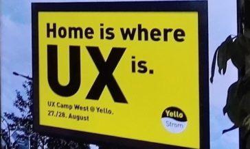 Solltest auch DU an einem UX Camp teilnehmen?
