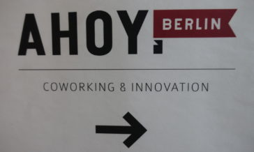 Coworking Spaces – Ahoy! Berlin